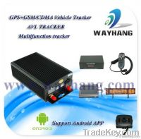GPS Camera Tracker with Fuel Level Sensor