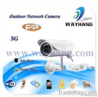 Waterproof IP Network Camera