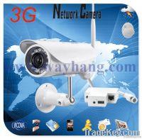 Waterproof IP Network Camera