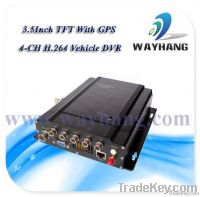 Vehicle Mobile DVR with GPS