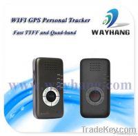 Personal GPS / Wi-Fi Tracker