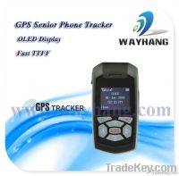 OLED Senior Care GPS Phone