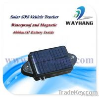 Solar GPS Tracker