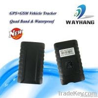 Waterproof GPS and GSM Vehicle Tracker