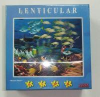 Lenticular Puzzles