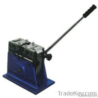 Desk cold pressure welding machine