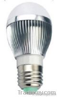 USD 1.34 of 3W LED bulb 3 leds E27 under promotion