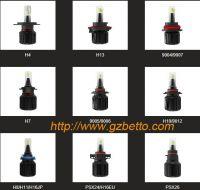 Car LED headlight lighting bulb, LED car headlight bulb, LED headlamp