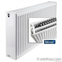 Hydronic Steel Panel Radiator by Tekrad