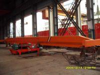 Electric Single-Beam Bridge Crane