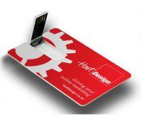 Credit USB Flash Memory Pen Drive Disk