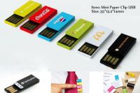 Clip USB Flash Drive 1GB ,2GB, 4GB, 8GB