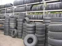Sell Second Hand Tyres