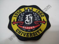 Woven Label, Woven Badge