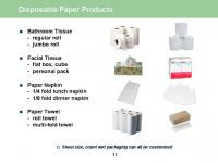 eco-friendly tree-free paper products
