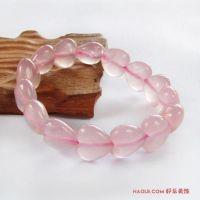 Crystal Pink Bracelet