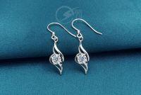 fashion drop earrings sterling silver jewelry