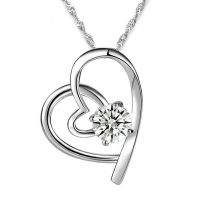 silver jewelry necklace pendants
