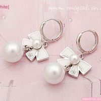 fashion butterfly  drop  earrings
