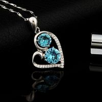 Sterling Silver Necklace -T039181