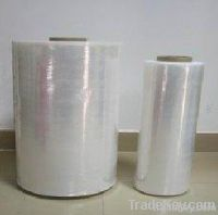 PE transparent stretch film