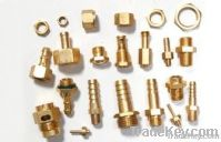 Brass Gas & Stove Parts