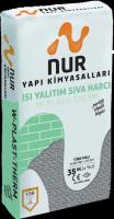 Insulation plaster