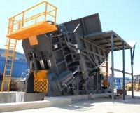 Scrap Shear Machine