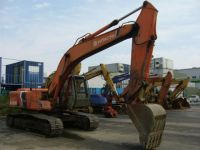 HITACHI USED CRAWLER EXCAVATOR EX200-2 BACKHOE