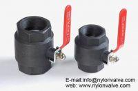 nylon ball valve