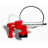 12V twin piston cordless grease gun
