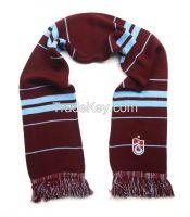 Football scarf,