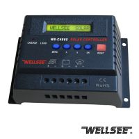 2011 new wholesale CE RoHS WS-C4860 60A solar charge controllers