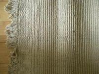 natural bamboo fiber rug/mat