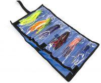 big game Hand Squid fishing bait Lure  6pcs Combo set