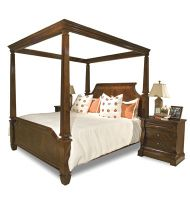 Saint Germain Canopy Bed