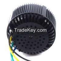 Sell CE Approved 5KW brushless motor for electric car,motorcycle,golfcarts,folklifts,ATV ,