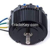 Sell CE Approved 48v 5KW brushless motor for car,motorcycle,boat,golf cart,atv