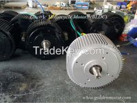 Sell CE Approved 48v 10KW brushless motor for electric car, motorcycle, golfcarts, folklifts, ATV ,