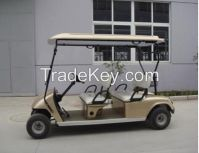 Sell  4 seats electric golf carts ,48v,5kw brushless motor