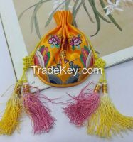 Gift Pouch, Gift Crafts  gifts Presents House Decoration Arts Art works