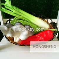 Artificial vegetables Crafts gifts Presents House Decoration Arts Art works