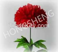Artificial Flowers Artificial Meganium Hand-Made Crafts Gifts Home Decoration