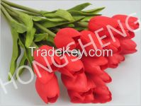 Artificial Flowers Artificial Tulip Hand-Made Crafts Gifts Home Decoration
