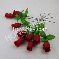 Artificial Flowers Crafts gifts Presents House Decoration Arts Art works