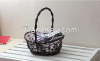 Can be customized personalized bike baskets