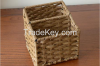 China best sale factory made plastic storage baskets