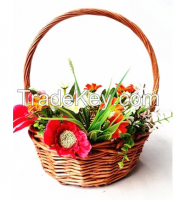 wicker basket Willow baskets