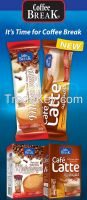 Cafe Latte & Cafe Mehawega
