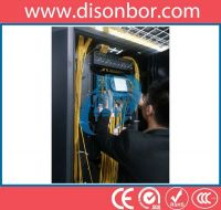 19 network server cabinet, fiber optic telecom cabinet, fiber optic distribution cabinet